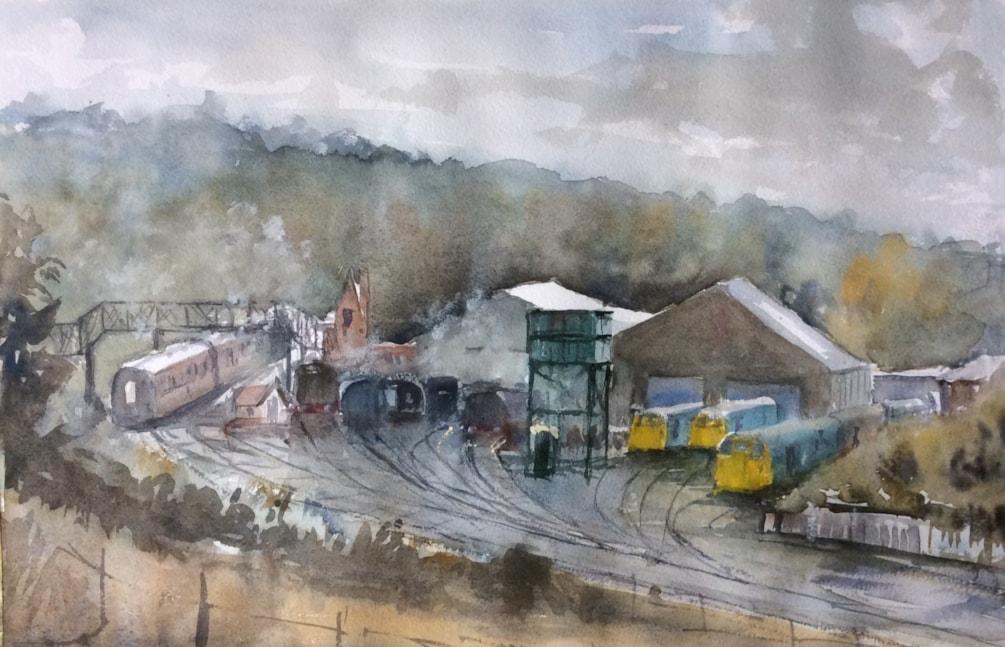 Steam at Weybourne