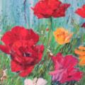 Poppy Love (detail 2)