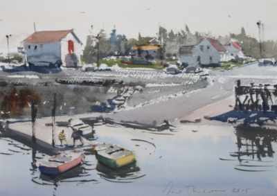 Port Clyde Maine, USA