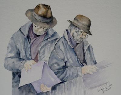 Covent Garden Spy