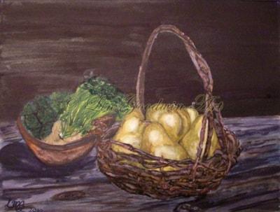 Ye Olde Pear Basket