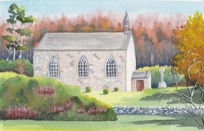 Kemback Church Fife.