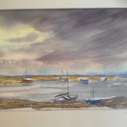 Stormy Norfolk