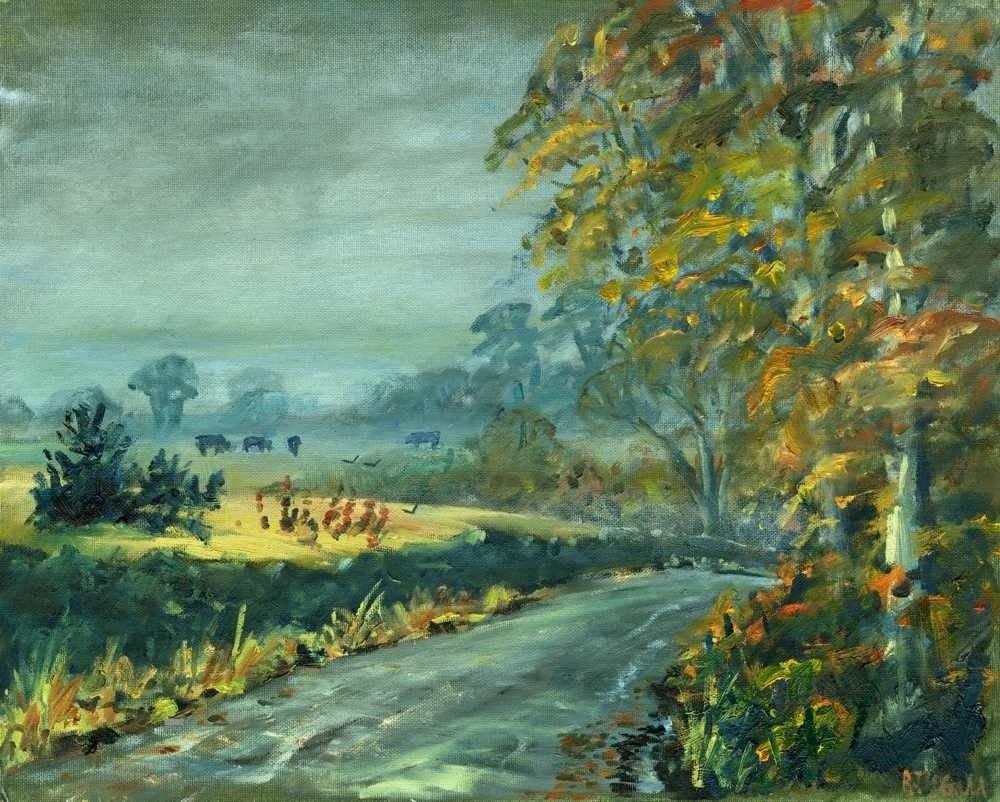 Autumn Mists, Hartburn