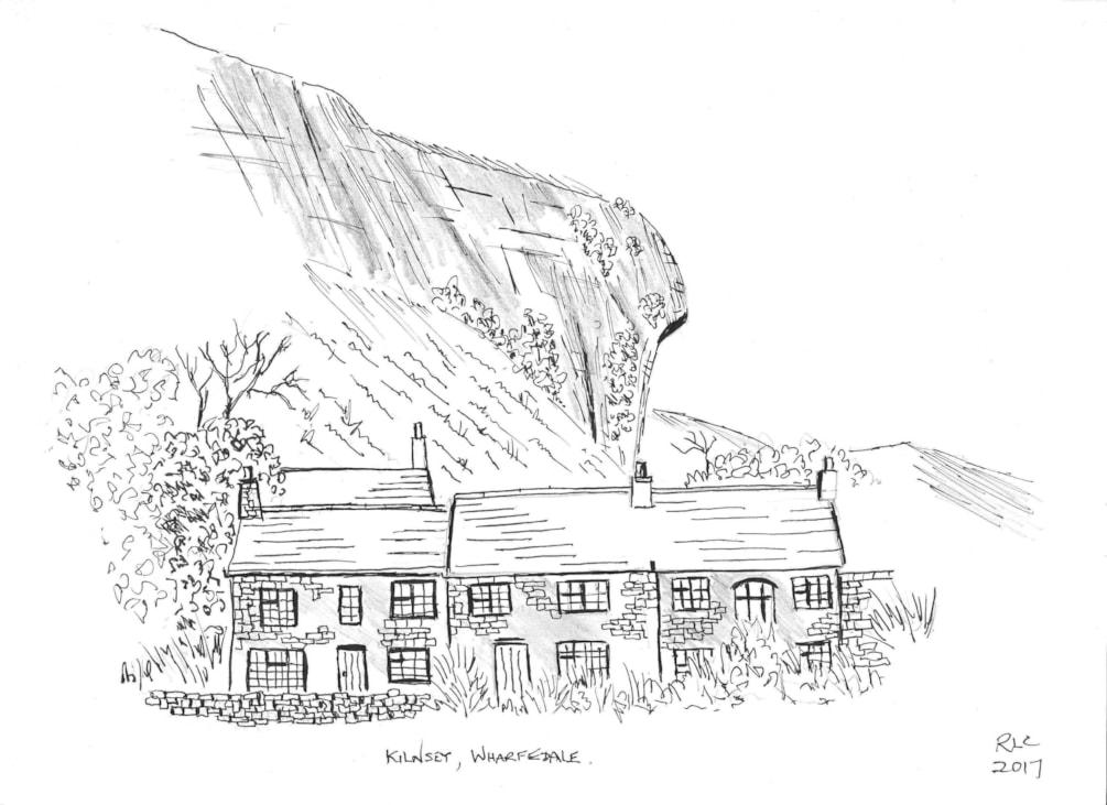 Kilnsey, Wharfedale