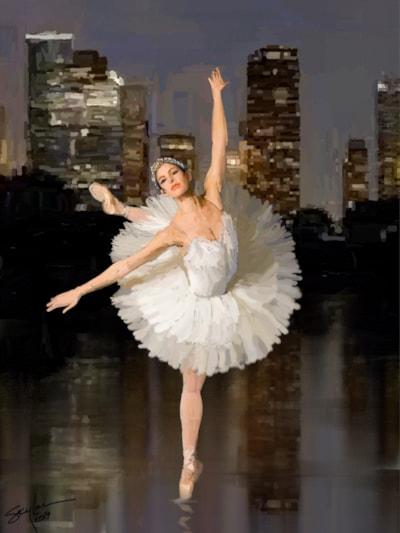 Houston City Ballet Poster