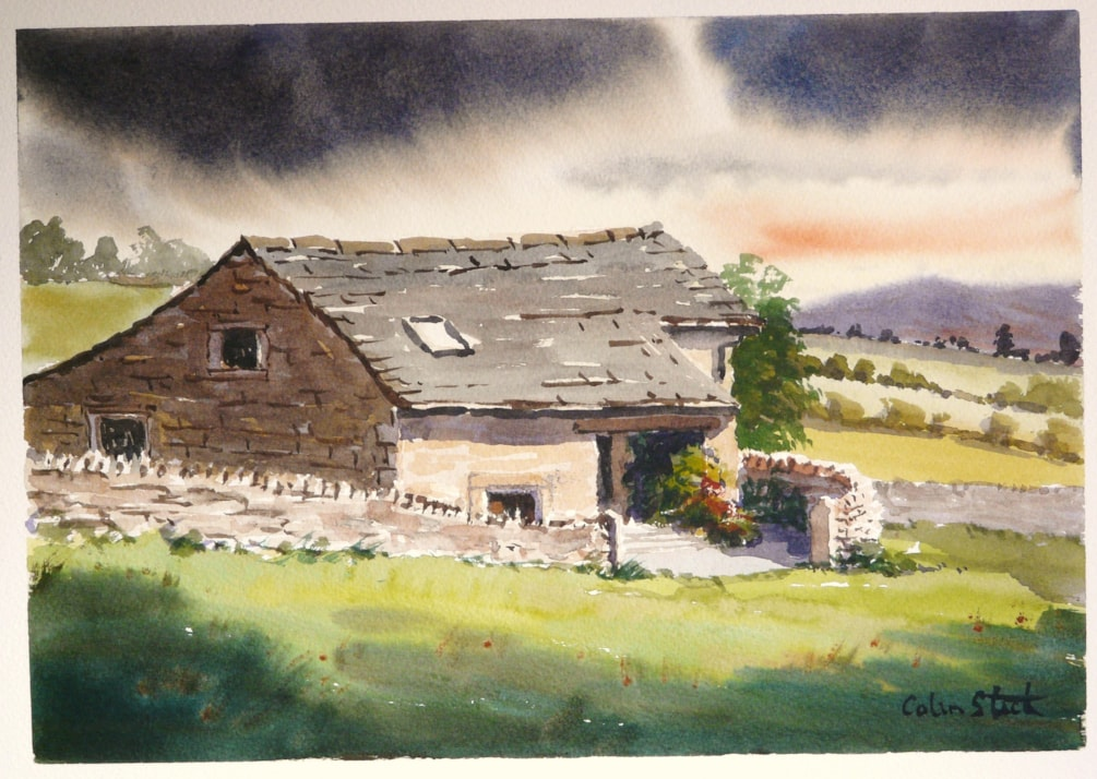 Hutter Hill Barn