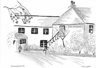 Pheasant Inn, Bassenthwaite.