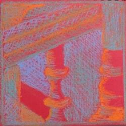 pastel pair on the stair 2