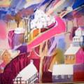 Village in Pink