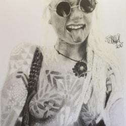 Hippie Honeysuckle