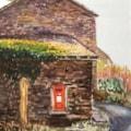 Village post box