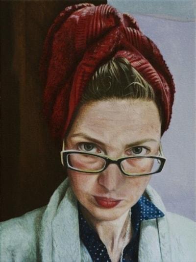 Self-portrait (2013)