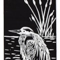 Cyril.....Lino cut