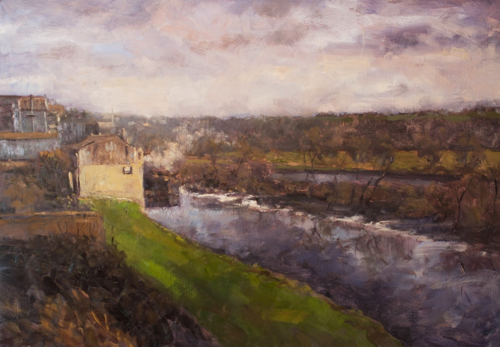River Tweed at Kelso