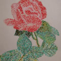 May Forum Challenge: pointillism