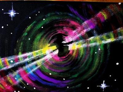 Wheels in Space