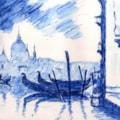 Pen & Wash 'Venice'