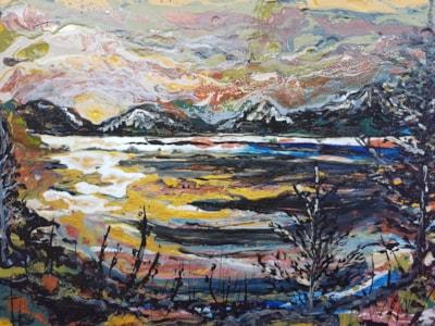 Scottish Loch 1