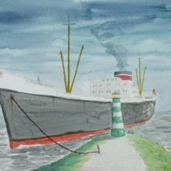 Steam Ship Al(l)ien(ce)