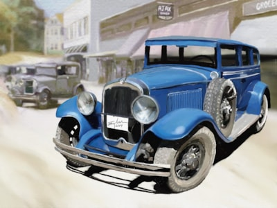 Old Blue REO