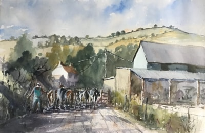 Wellow with Cows Added