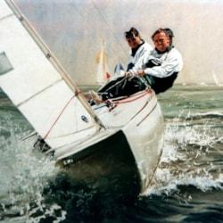 Solent Racing, Etchels at Play