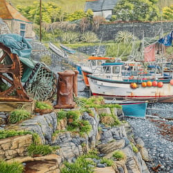 Perspective on the Past, Cadgwith