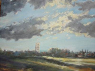 Howden Minster, East Yorkshire