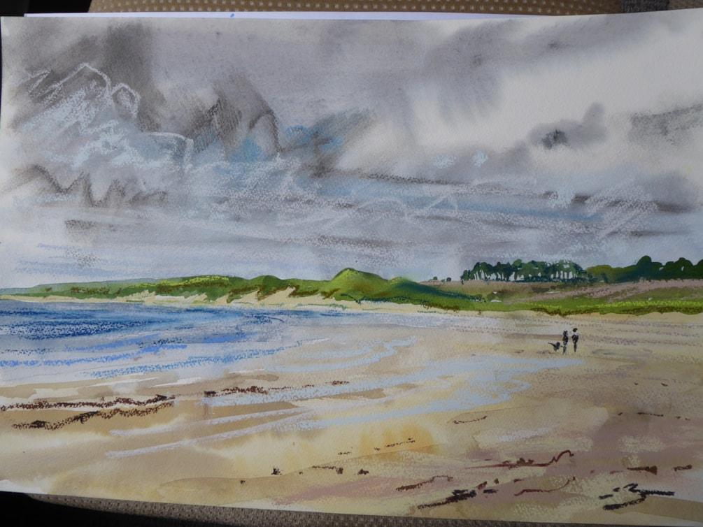 Alnmouth Beach 2