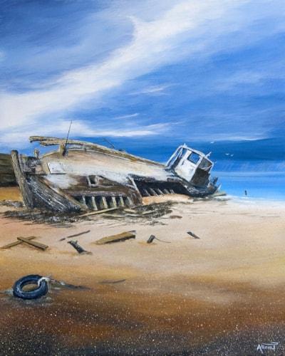 Still sinking