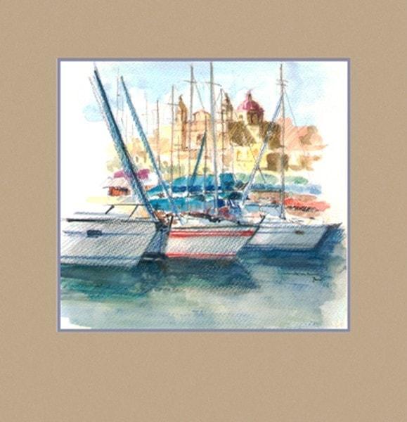 Msida yacht marina