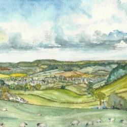 3 Wiveliscombe Somerset