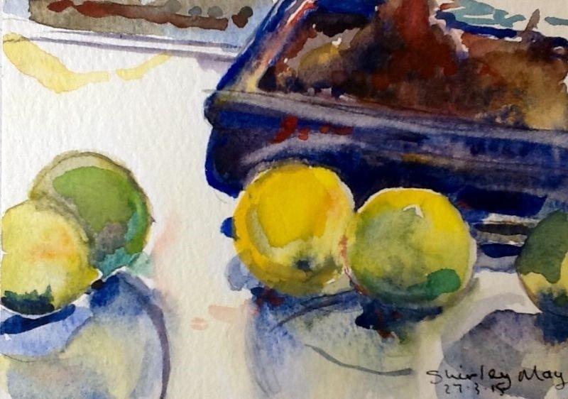 Limes and Bonsai