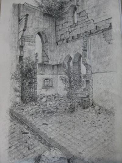 Izeli Ruin