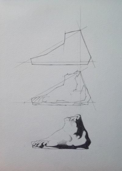 Bargue Drawing