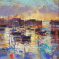 Penzance Harbour sunrise