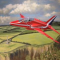 Red1 over Knockagh