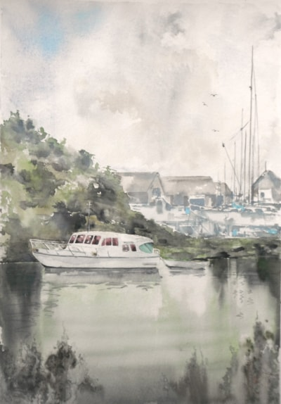 Commision, Thames.