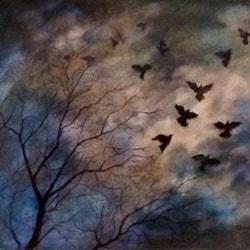 Take fright, Take flight