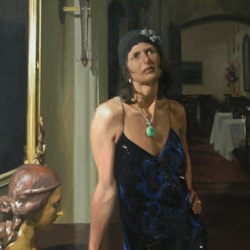Portrait of Sandra Wulff