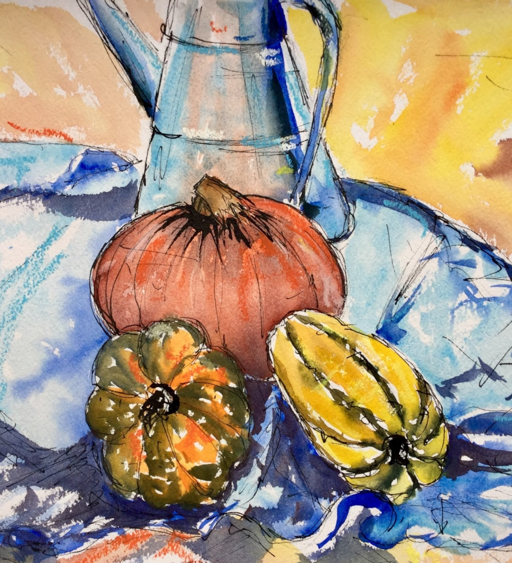 Gourds and Can