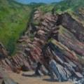 Whitsand bay cliffs