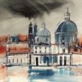 Sante Maria Della Salute, Venice.