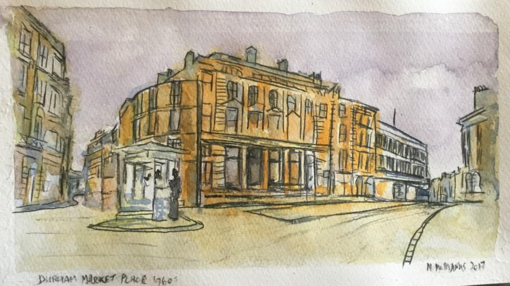Market Place, Durham City