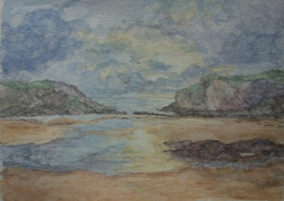 An Anglesey bay