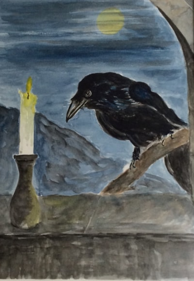 Quoth the Raven Nevermore