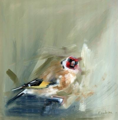 My Goldfinch