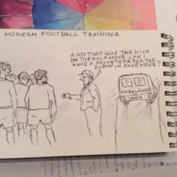 Modern Football Training
