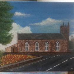 Lochmaben Church